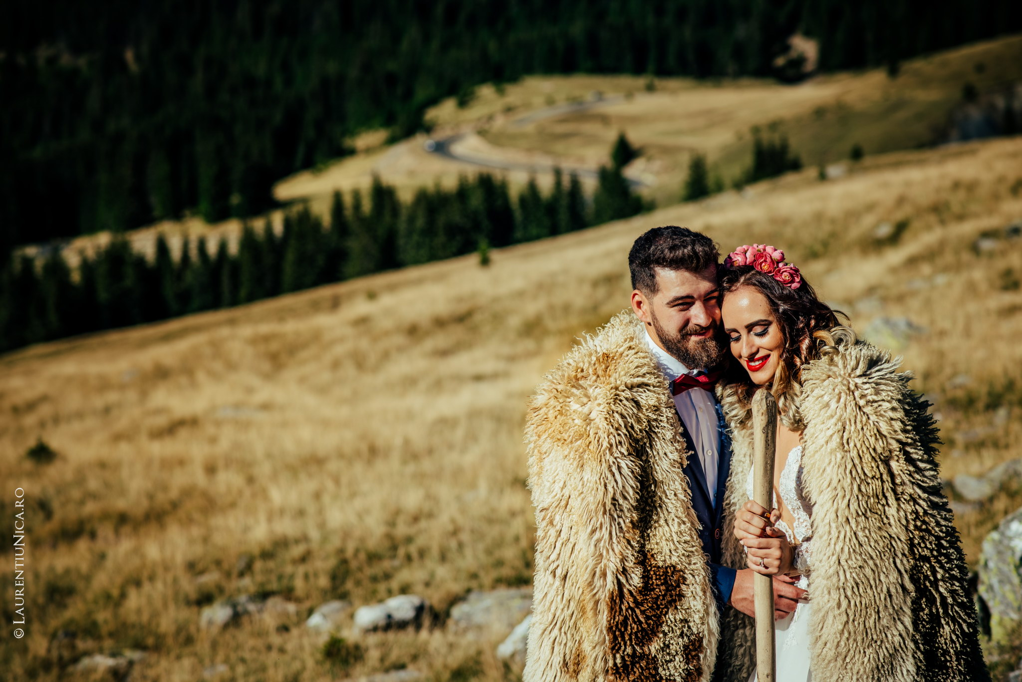 , Aida & Alin | Fotografii After Wedding | Transalpina – Muntii Parang
