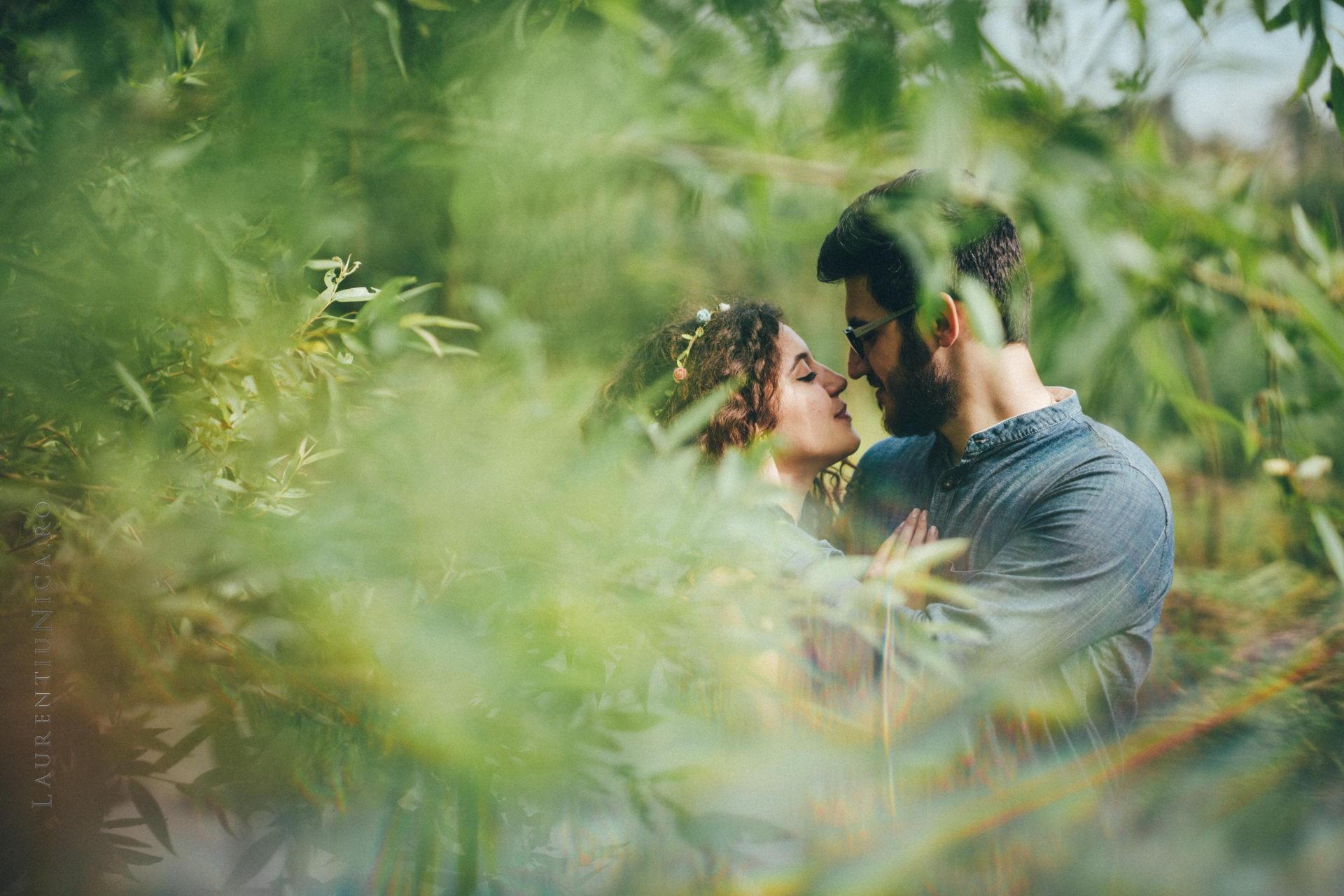 , Alina & Danut | Save the Date | Lacul Geormani