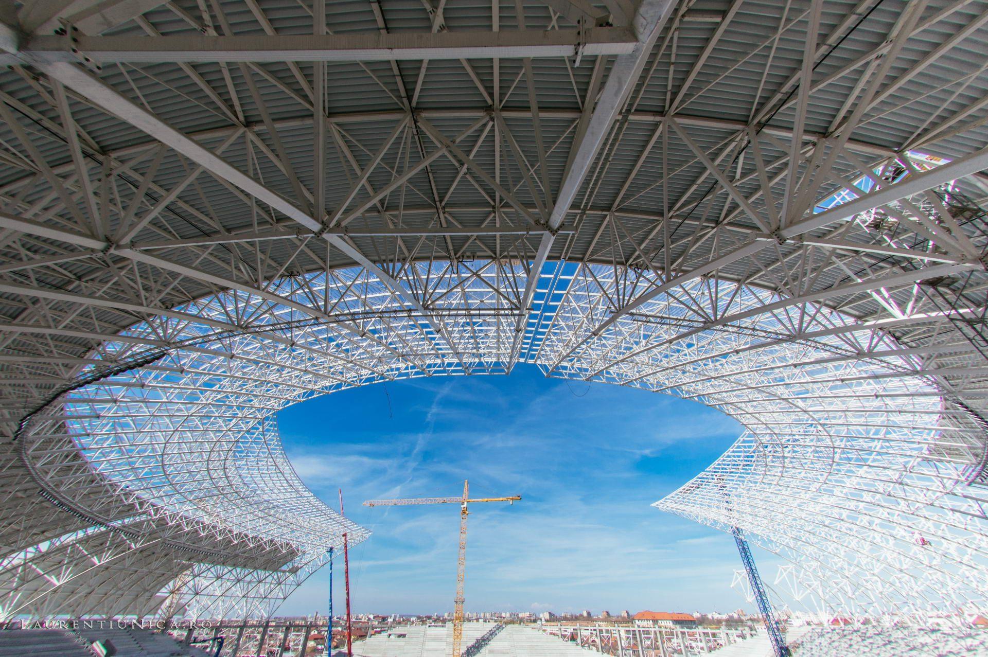 Constructie stadion Ion Oblemenco Craiova – SC. CON-A S.R.L.